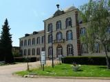 Accueil - Façade du bâtiment historique (Bâtiment A)